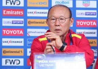 HLV Park Hang-seo: Việt Nam sẽ gây sốc cho Iran