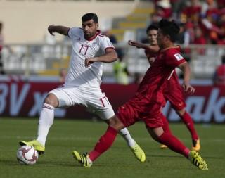 Việt Nam 0-2 Iran: Iran trở thành đội thứ 4 giành vé vào vòng 16 đội