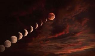 Đêm nay 20-1, Siêu trăng-Trăng máu-Trăng sói sẽ xuất hiện cùng lúc
