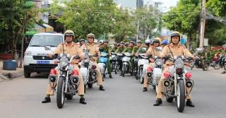 Bảo đảm an ninh trật tự cao điểm Tết Nguyên đán 2019
