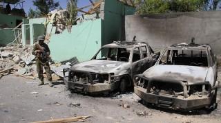 Afghanistan: Đánh bom xe nhằm vào căn cứ quân sự, ít nhất 48 người thương vong