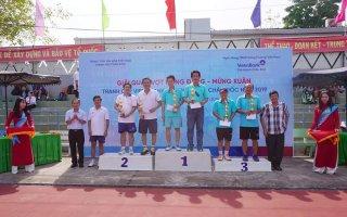 Châu Đốc với các hoạt động thể thao chào xuân mới