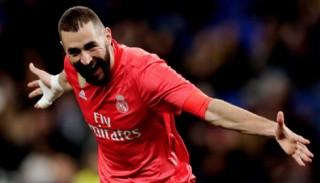 Benzema rực sáng, Real đánh bại Espanyol