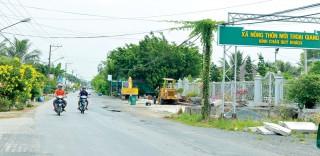Thoại Giang khẳng định chất lượng nông thôn mới
