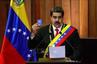 Tổng thống Venezuela thăm các đơn vị quân sự, kêu gọi tăng cường công tác tình báo