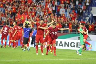 Bóng đá Việt Nam chinh phục huy chương vàng SEA Games 2019