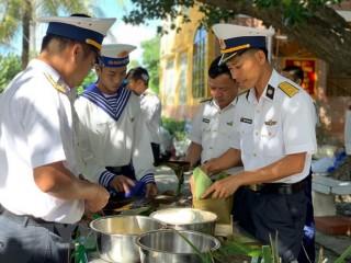Tâm tình của những người lính trên đảo Đá Đông