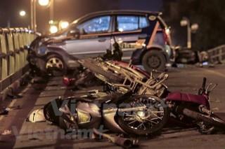 Sáu ngày nghỉ Tết: Có 112 người tử vong do tai nạn giao thông