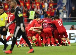 BXH FIFA tháng 2: Việt Nam vươn lên vị trí 16 châu Á, duy trì vững chắc ngôi số 1 Đông Nam Á