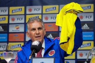HLV Queiroz chính thức dẫn dắt tuyển Colombia