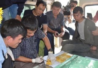 Lực lượng Công an toàn quốc tấn công mạnh tội phạm ma túy trong dịp Tết