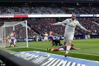 Đánh bại Atletico, Real chiếm vị trí thứ 2