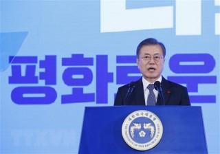 Tỷ lệ ủng hộ đối với Tổng thống Hàn Quốc tăng mạnh trở lại