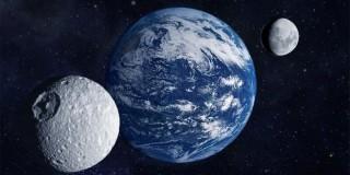 Khám phá cực choáng về cân nặng khí quyển Trái đất