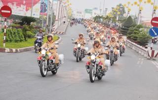 Tiếp tục thực hiện đồng bộ các giải pháp bảo đảm trật tự an toàn giao thông