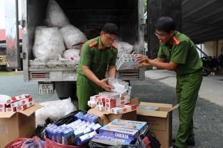 Chống buôn lậu là việc làm thường xuyên, lâu dài