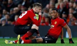 Man Utd vắng Martial và Lingard tới ba tuần
