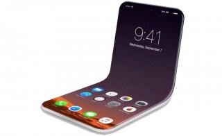 Apple gia nhập cuộc chơi điện thoại màn hình gập