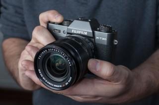 Fujifilm X-T30 - máy ảnh dáng cổ điển quay video 4K