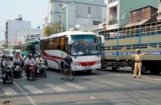 Đảm bảo an toàn giao thông mùa lễ hội