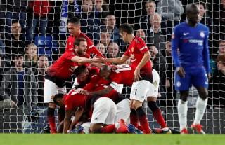 Chelsea bị M.U loại khỏi Cúp FA, thêm sức ép lên HLV Sarri