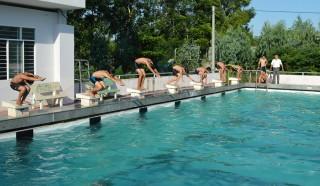 Tân Châu phát triển thể thao trong trường học