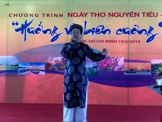 Ngày thơ Việt Nam: Khi thơ ca hướng về biên cương Tổ quốc