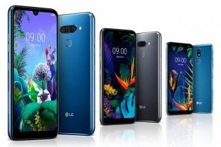 LG giới thiệu 3 smartphone tầm trung ngay trước MWC 2019