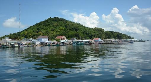 Kiên Giang: Diện mạo mới ở xã đảo Sơn Hải