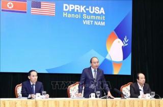 Hội nghị Thượng đỉnh Mỹ - Triều Tiên tại Hà Nội: Kiến tạo hòa bình, nâng tầm vị thế