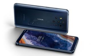 Nokia 9 Pureview - smartphone 5 camera đầu tiên trên thế giới