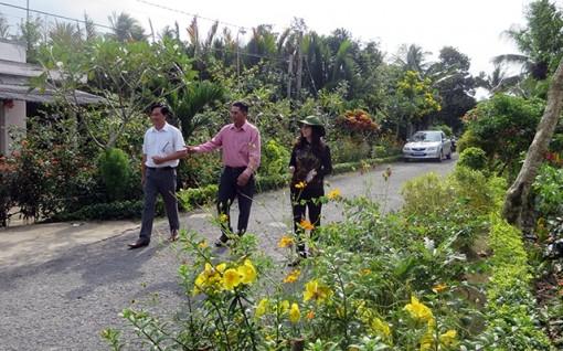 Vĩnh Long nỗ lực xây dựng nông thôn mới