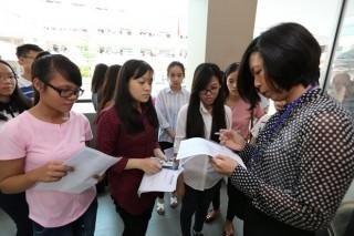 Nhiều trường Đại học xét tuyển bằng bài thi năng lực