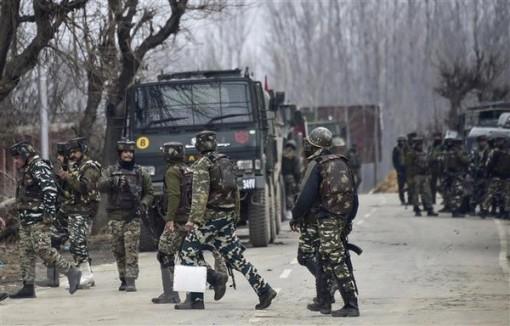 Ấn Độ: Máy bay Không quân gặp nạn ở khu vực Kashmir