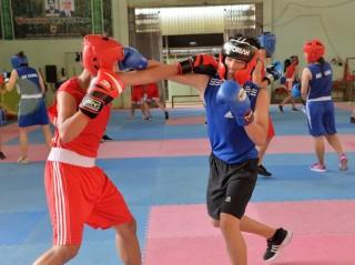 Boxing gầy dựng lực lượng