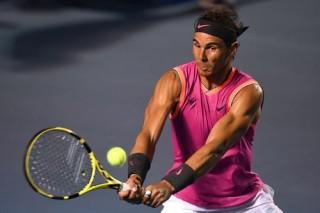 Nadal thua không phục trước 'cậu bé hư' Kyrios ở vòng 2 giải Acapulco