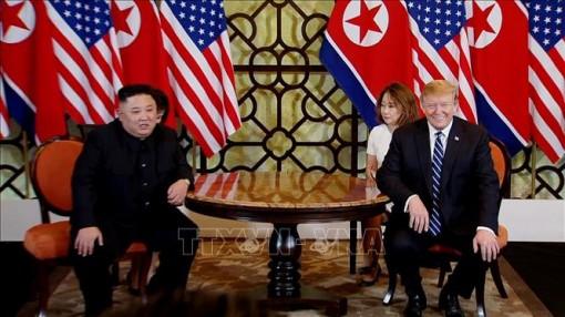 Hội nghị thượng đỉnh Mỹ - Triều Tiên: Cuộc gặp thu hẹp khoảng cách