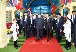 Dấu mốc lịch sử trong quan hệ Việt Nam-Triều Tiên