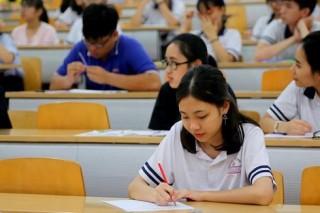 Nhiều trường Đại học phía nam thi đánh giá năng lực