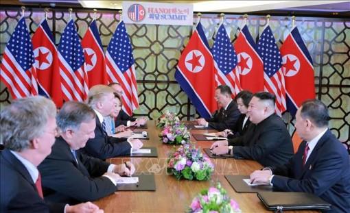 Hội nghị thượng đỉnh Mỹ - Triều Tiên lần 2 'đặt nền móng cho sự tiến triển'
