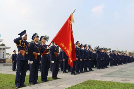 Cảnh sát biển Việt Nam đồng loạt tổ chức Lễ ra quân huấn luyện năm 2019