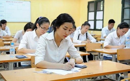 Kỳ thi Trung học phổ thông Quốc gia 2019 trong 3 ngày