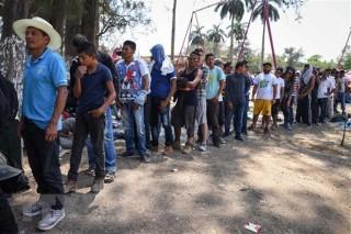 Mexico trao tư cách pháp lý cho hơn 13.000 người di cư Trung Mỹ