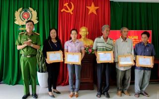 An Phú: Tổng kết phong trào toàn dân bảo vệ an ninh Tổ quốc