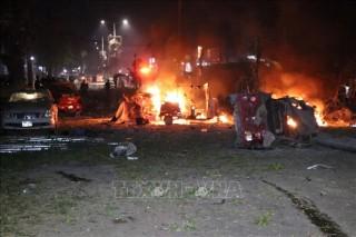Đánh bom xe tại thủ đô Somalia, 13 người thương vong