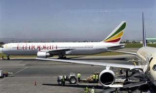 Máy bay rơi ở Ethiopia, 157 người thiệt mạng