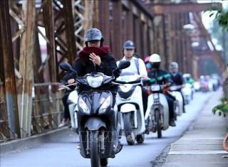 Không khí lạnh lan rộng đến Trung Trung Bộ