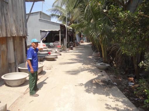 Khiếu nại bị thu hồi đất mở đường giao thông nội đồng