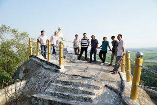 Vãn cảnh núi Ba Thê
