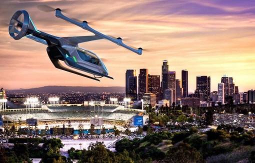 Tương lai ngành không gian vũ trụ: Taxi bay, du lịch siêu thanh